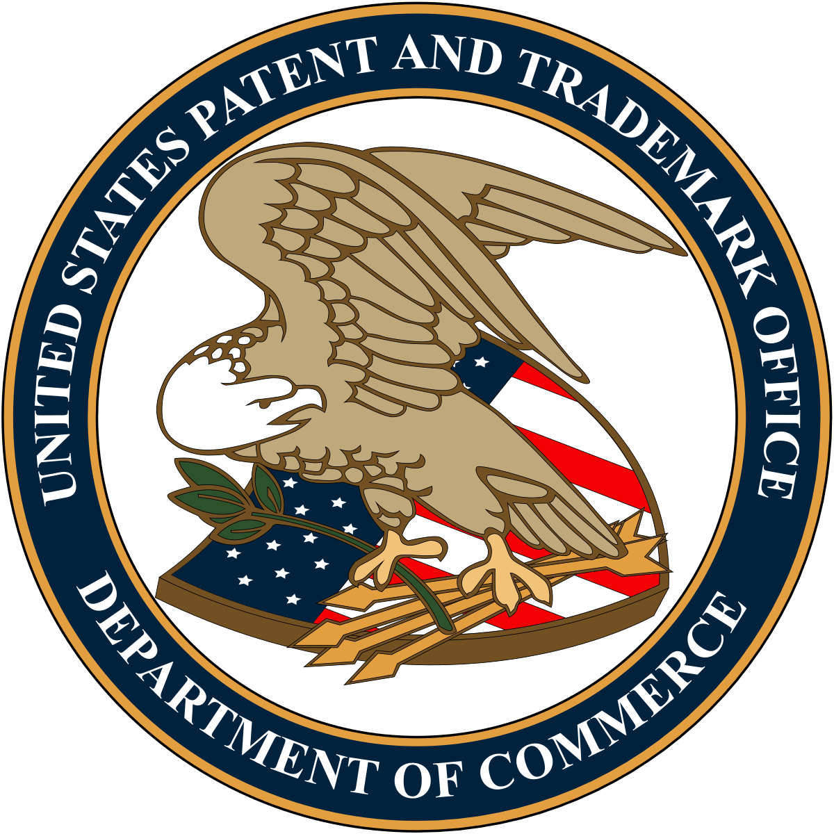 USPTO Seal for Tech Store On inc Brand