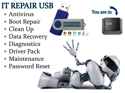 IT Repair USB - Main Thumb